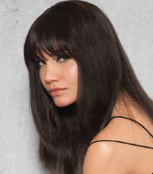 Hairdo Human Hair Clip-in Bang