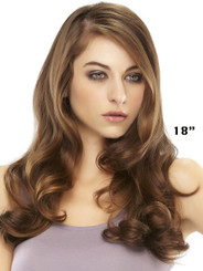 Easy Volume Human Hair Volumizer 18""