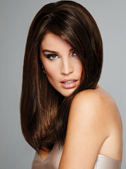 Indulgence Remy Human Hair Topper