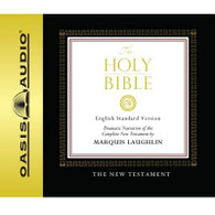 Front view - ESV Audio Bible New Testament Download for MP3 and iPod devices