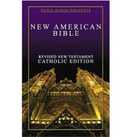 Front view - Catholic Bible Audio download of New American Bible New Testament