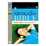 NIV Audio Bible on CD read by George W. Sarris voice only on 66 CDs