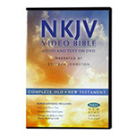 New King James Bible on DVD, Dramatized, Deluxe Edition