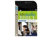 NIV Audio Bible on CD, Dramatized version, Audio Bible NIV on 64 CDs