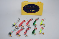 Glow Rotating Power Minnow Kit