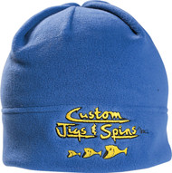 Custom Jigs & Spins Fleece Beanie