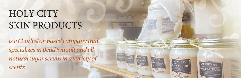 Holy-City-Skin-Products-Dead-Sea Salt-Scrub