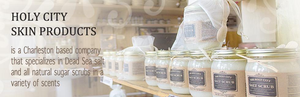 holy city skin products charleston