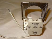 Fiber Optic Microscope Illuminator Lamp Socket and Holder