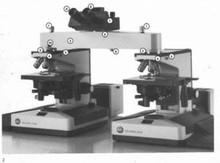Leica Vergleichstubus Comparision Microscope  Brochure L0169