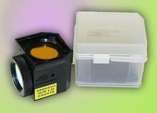 Chroma Live/Dead (Green/Red) 35002V2 Fluorescent Microscope Filter Cube