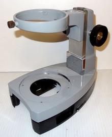 American Optical 561 Stereo Microscope Transbase