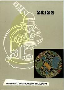 Zeiss Polarizing Microscope Manual on CD
