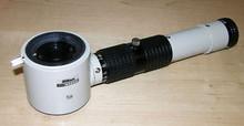 Nikon Microscope Zoom Drawing Tube