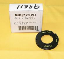 Nikon DIC NM C-C Microscope Condenser Prism Oil