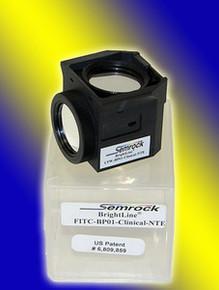 Semrock FITC Fluorescent Microscope Filter Cube
