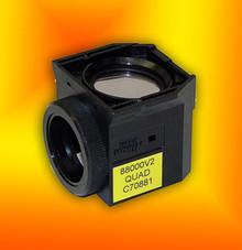 Chroma Quad Fluorescent Microscope Filter Cube