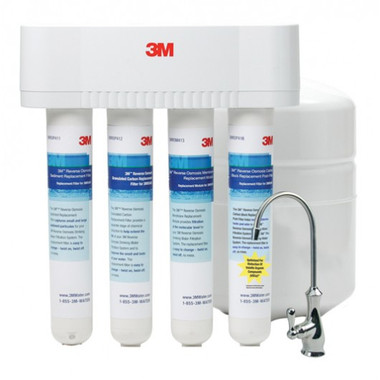 3M 3MRO401 4-Stage Reverse Osmosis System NSF Certified