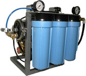 ROS/COMP-150 Compact Reverse Osmosis System 175+ GPD (110V-60Hz)