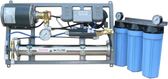 ROS/COM-800-WM Compact Wall-Mounted Reverse Osmosis System 850+ GPD (120V/60Hz)
