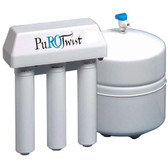 PT3000C18-SS NA PuROTwist 3 Stage 18 GPD Reverse Osmosis System ( CTA Membrane)
