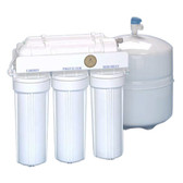 GOLDLINE-50 Five Stage 50 GPD Reverse Osmosis System (NSF Certified)