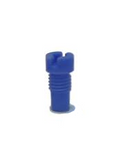 "10914-2 Fleck Injector Throat # 2, Blue, 12"" Tank"