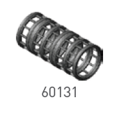 60131 Fleck Seal & Spacer Kit 3150 / Upper 3900
