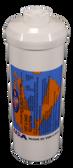 "Omnipure K2533-KK 3/8"" JG GAC T33 Carbon Filter 2"" x 10"" (25 PCs/Case)"