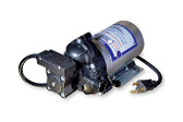 """SHURflo 2088-592-054 Diaphragm 2088 Series Delivery Pumps 115 VAC, 2.7 GPM, 1/2"""" MPT"""