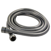 Sprite Replacement Hose for Hand Held Shower Filters (Chrome)