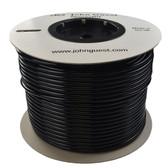 "John Guest PE-12-EI-0500F-E 3/8"" Polyethylene Tubing Black (500 FT)"