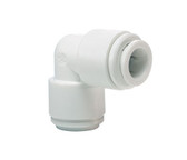 "John Guest CI Series Equal Union Elbow Connector 1/4"" (CI0308W)"