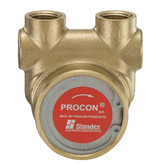 "Procon Series-4, Brass Pump 1/2"" NPT 165 GPH w/o Relife (114B165F11XX)"