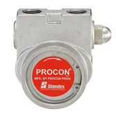 "Procon Series-5, Stainless Steel Pump 190 GPH 1/2"" NPT w/o Relife (115B190F31XX)"