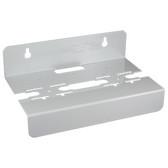 Two Filter Housing Z Style Metal Bracket White (FM30W)
