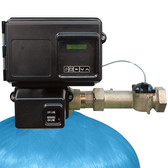 Duplex Water Softener with Fleck 2900NXT-Metered Control Valve 120,000 Grains (TO REDUCE FREIGHT COST CALL 1 888 556 8715)