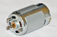 "Small 1/8"" Shaft Deer Feeder Motor"