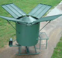 Outback Feeders Wildlife Rain Guzzler - Wildlife Water Station