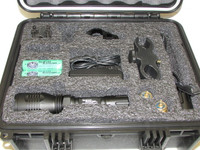 **Shown with The Kill Light XLR250 NOT included with purchase**