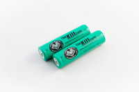 18650 3000ma Lithium Ion Batteries (2-Pack) for the Kill Light XLR100/250 Series