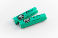 18650 2600ma Lithium Ion Batteries   (2-pack) for the kill light    XLR100/250 Series
