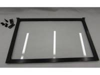 Clear flip up 16 inch window