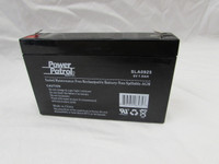 6 volt 7amp/hour rechargable battery