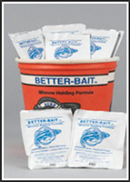 BETTER-BAIT™ Minnow Holding Formula 10 g. Packet