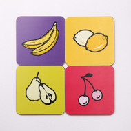 Fruit Coaster Set 1