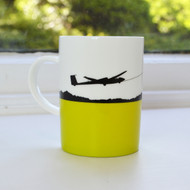Gliding Bone China Mug