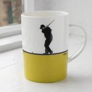 Golf China Mug