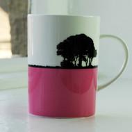Chipping Sodbury Landscape Bone China Mug