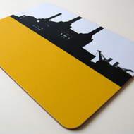 Battersea Power Station Table Mat